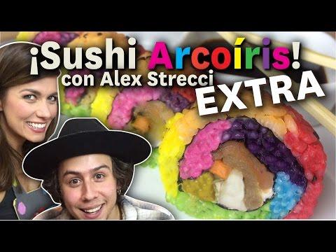EXTRA - SUSHI CON STRECCI   DACOSTA'S BAKERY thumbnail