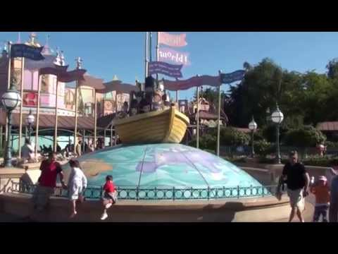 """it s a small world"" - Disneyland Paris HD Complete Ridethrough"