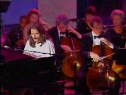 Yanni - Nostalgia (Live At The Acropolis)