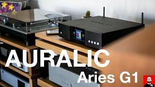 AURALiC Aries G1 network streamer review