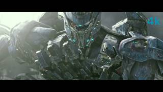 Pacific Rim Uprising | Last Fighting Scene | Part (1/2) | 4K