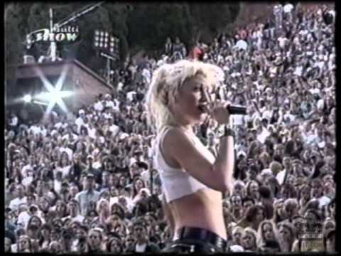 No Doubt - Live at Red Rocks, CO 1996 - 02 - Don't Speak