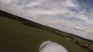 Můj let s Beta 1400 s kamerou