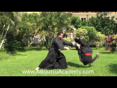 Aikijutsu - The Martial Art of the Samurai. Image 1