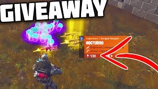 Last day to ENTER THE INSANE GIVEAWAY (link in description) - Fortnite Save The World PVE
