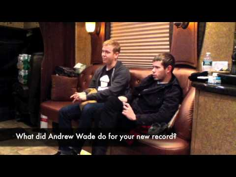 A Day To Remember Interview - 11/10/10 Music Videos