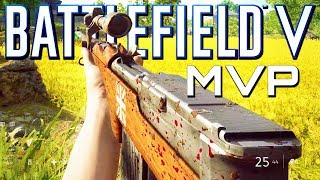 Battlefield 5: Selbstlader MVP (PS4 Pro Multiplayer Gameplay)