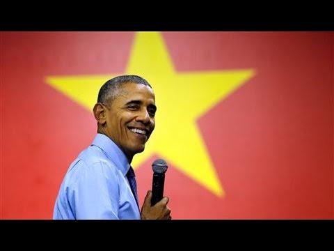 Obama: TPP Will Reduce Human Trafficking