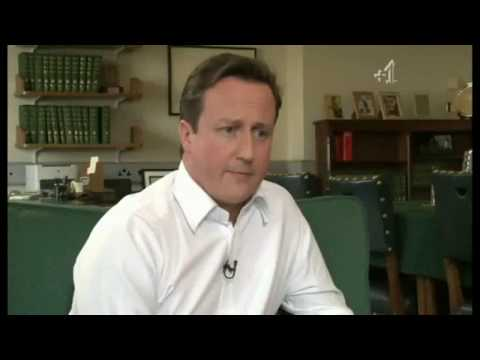 David Cameron disastrous gay rights interview
