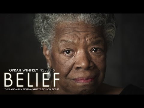 Dr. Maya Angelou on Loving and Letting Go | Belief | Oprah Winfrey Network