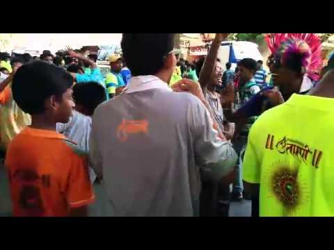 Chinchpokli Cha Aaibhavani Cha Aagman Sohala 2014 video