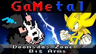 Doomsday Zone / Big Arms (Sonic 3 & Knuckles) - GaMetal Remix