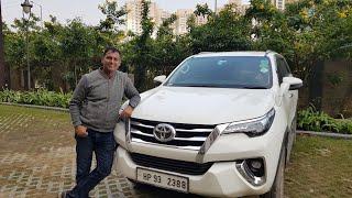 Toyota Fortuner Part2 : Kitna Deti Hai ¦ Mileage Test at 110 KMPH