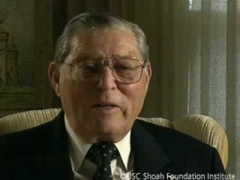 Holocaust Survivor Leopold Page Testimony