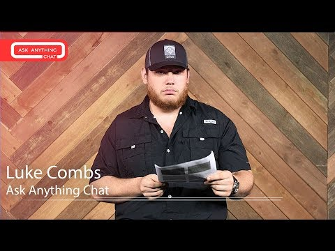 Download video Luke Combs Talks About Not Having A Tattoo, His Rap Name & His Voice Warm Ups. Final Part