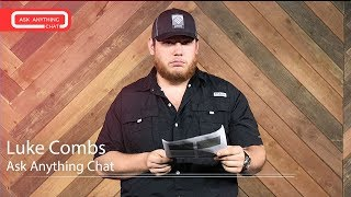 Download Lagu Luke Combs Talks About Not Having A Tattoo, His Rap Name & His Voice Warm Ups. Final Part Gratis STAFABAND