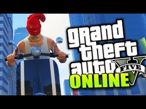 GTA 5 EPIC FAILS & FUNNY MOMENTS! (GTA V ONLINE)