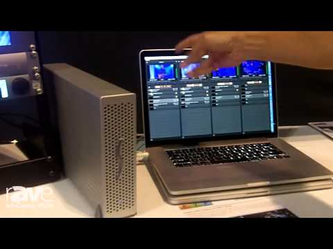 InfoComm 2015: RenewedVision Highlights ProVideoServer