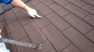 Toronto Roof Repair - Roof Leak from Shingles