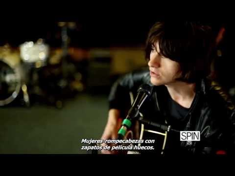 Alex Turner - Suck It And See Subtítulos Español (Spin Acoustic Sessions)
