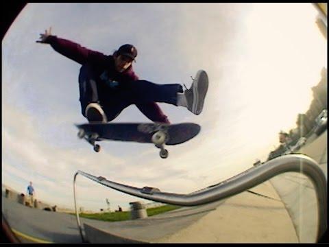Jon Cosentino - Transworld SKATE x CONS Exclusive