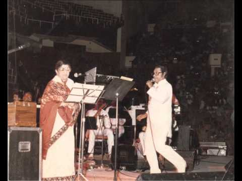 Painter Babu I Love You  Kishore Kumar & Lata Mangeshkar