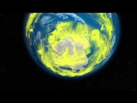 NASA   Big Ozone Holes Headed For Extinction By 2040