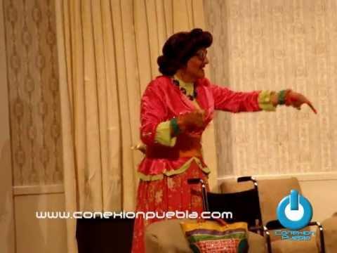 La Señora Presidenta www.CONEXIONPUEBLA.com