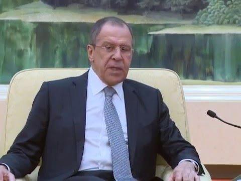 Sergey Lavrov and Xi Jinping | Встреча С.Лаврова и Си Цзиньпина