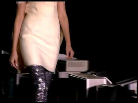 Moda Cosmo: Amaya Arzuaga Otoño/Invierno 2009