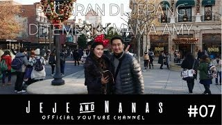 Jeje & Nanas - Pacaran di Jepang ditemenin Mama Amy (Part 1)