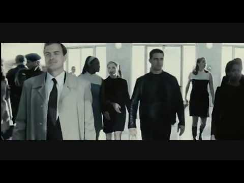 Minority Report - Personal Advertising In The Future