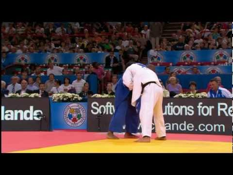 JUDO World Championships - Paris 2011 Image 1