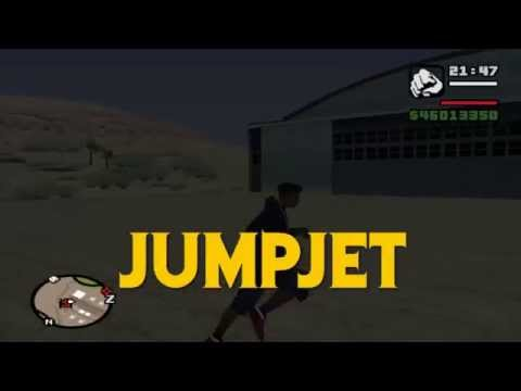 How to Fly a Hydra in GTA San Andreas PC