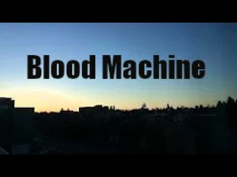 Chad Vangaalen - Blood Machine