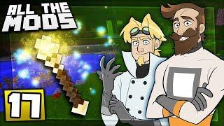 Minecraft All The Mods #17 - LUMOS!