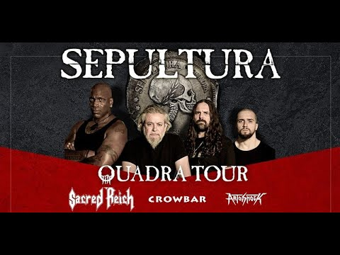 Download  Sepultura - Quadra North America Tour 2020 Un promo by SC Gratis, download lagu terbaru