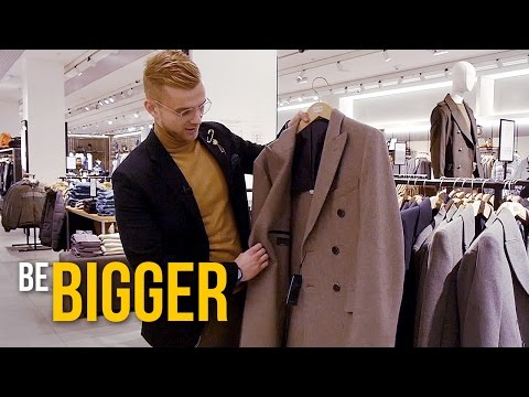 Мужские магазины. С каких магазинов начинается мужской стиль.