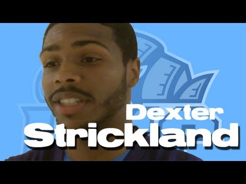 Dexter Strickland (UNC) Interview PIT 2013