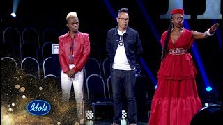 PLOT TWIST: You're on your own! – Idols SA | Theatre Week | Mzansi Magic
