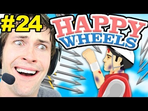 Happy Wheels - I DID THE IMPOSSIBLE!!