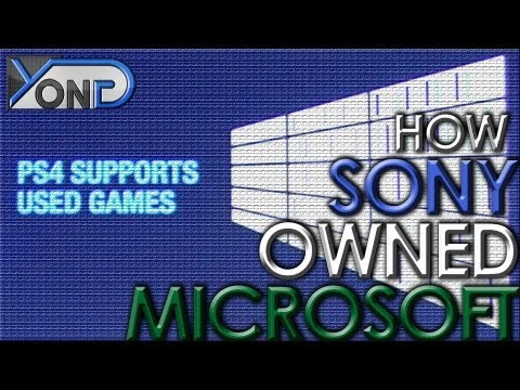 How Sony OWNED Microsoft