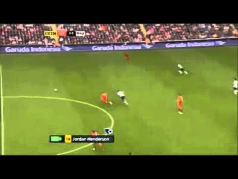 Antonio Valencia With A Super Sprint!