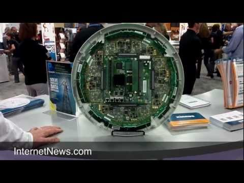 Inside Interop's Linux Powered Xirrus Wifi