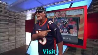 Hulk Hogan Calls Out Tim Tebow