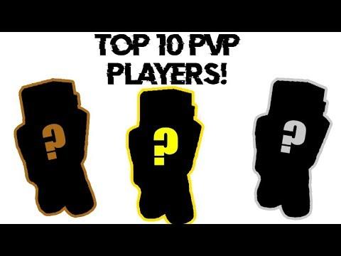 Top 10 PvP Players 2018/2019! (PotPvP)