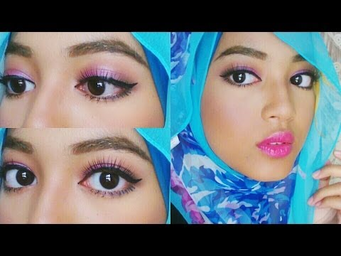 Malaysian Bridal makeup, Soft&Romantic