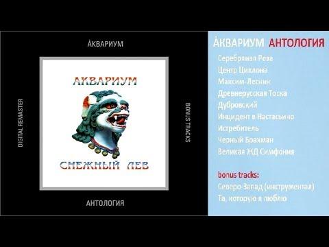 АКВАРИУМ - Снежный Лев (1996) Album