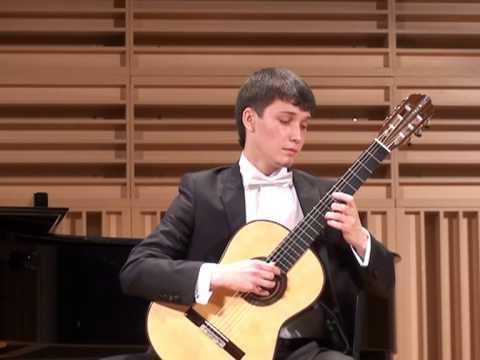"""Ф.Сор Вариации на тему В.А.Моцарта из оперы """"Волшебная флейта"""""""