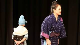 2017年9月16日公演の「松金物語」